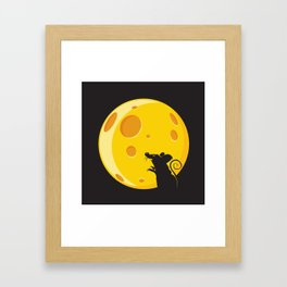 Bloodmouse Framed Art Print