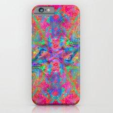 Flower Trip-Sir Parker iPhone 6s Slim Case