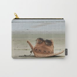 Chill at beach! Carry-All Pouch