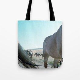 Horsepower Tote Bag