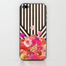 Floraline iPhone & iPod Skin