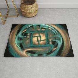 Healing Labyrinth  Rug