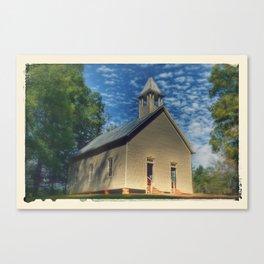 Postcard Perfect Canvas Print