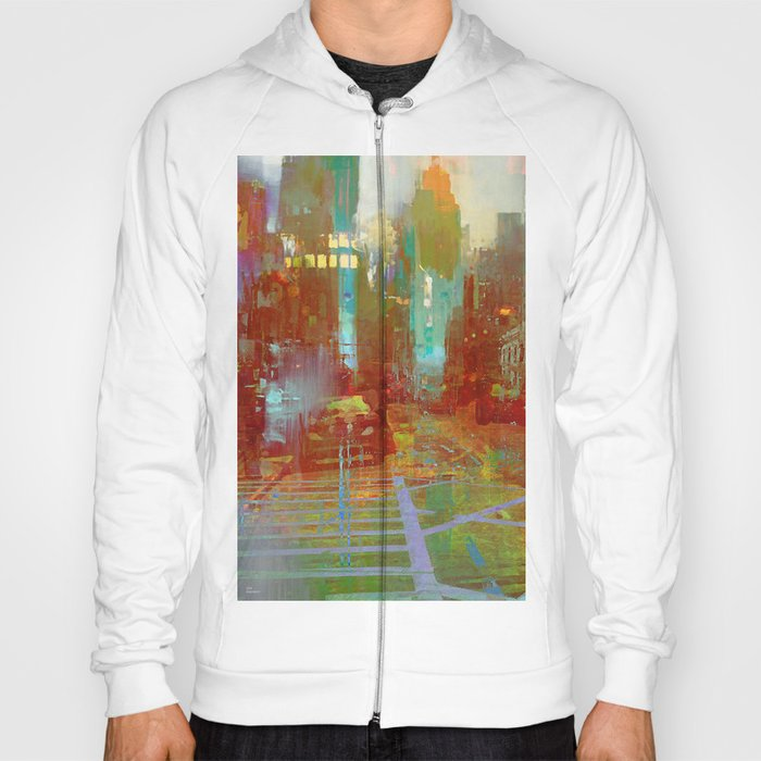 All the streets have your name Hoody