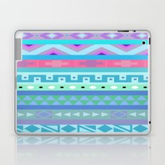 Calm Colored Tribal Print Laptop & iPad Skin