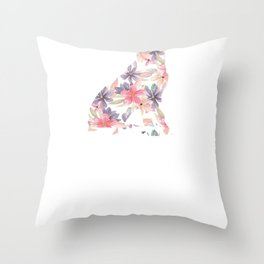 German Sheperd  Lovers,German Sheperd  Girl, New German Sheperd  Lovers Gift Throw Pillow