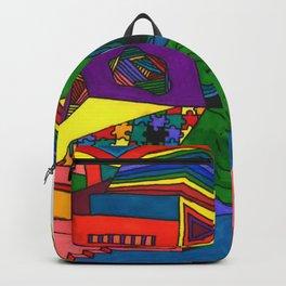 Psychedelia Backpack