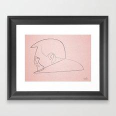 Marv2 Framed Art Print