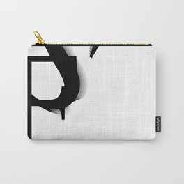 oboTypo_SF Carry-All Pouch