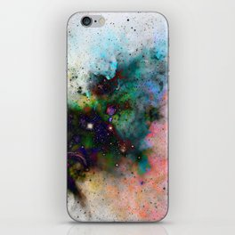 Everything is nothing 5 (therefore it was beautiful) iPhone Skin