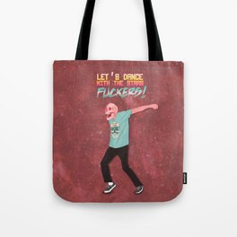 Let's dance with the stars Tote Bag