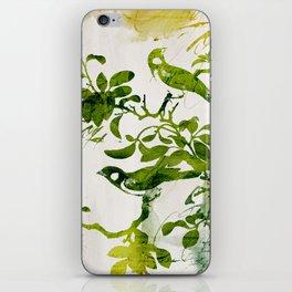 Birds (alternative) iPhone Skin
