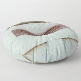 Mail Floor Pillow