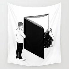 You know my name, not my story Wall Tapestry