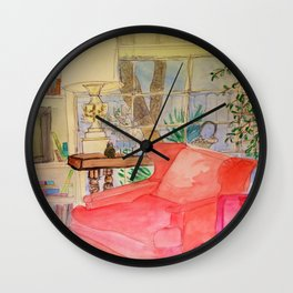 The Reading Room Wall Clock