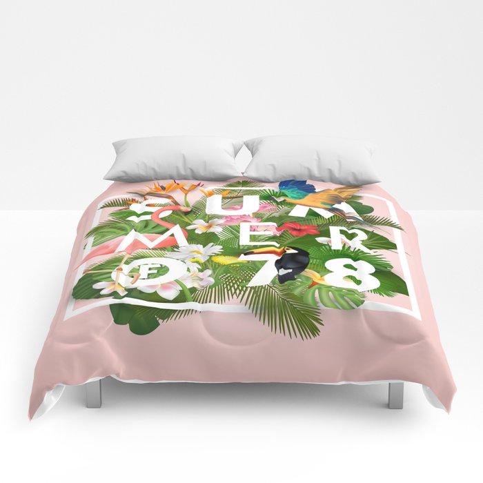SUMMER of 78 Comforters