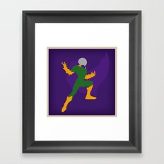 Special effect wizard, Quentin Beck (Mysterio) Framed Art Print