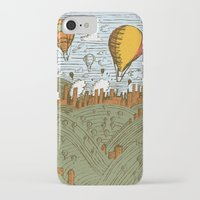 balloons iPhone & iPod Cases featuring BALLOONS by Matthew Taylor Wilson