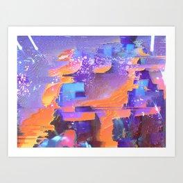 feel Art Print