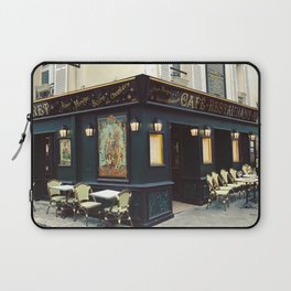 Cafe Culture Laptop Sleeve