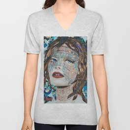 Factory Girl Unisex V-Neck
