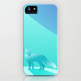 Night Fox iPhone Case