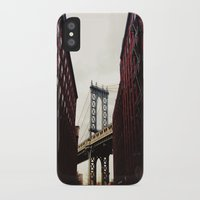 dumbo iPhone & iPod Cases featuring DUMBO by Britannie Bond