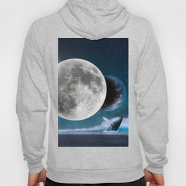 Blue Whale by GEN Z Hoody