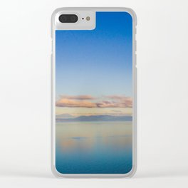 Denman Island's Horizon Clear iPhone Case