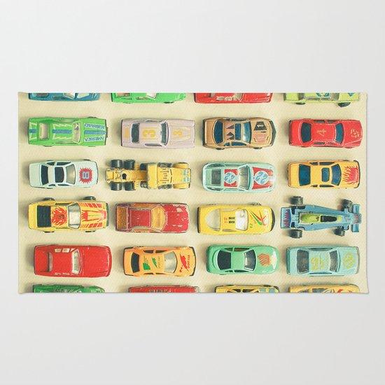 Car Park Rug