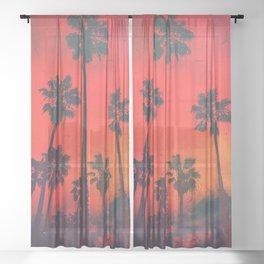 Day 3 Sheer Curtain