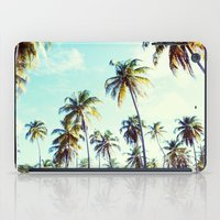 palm iPad Cases featuring Palm by Sol&Co