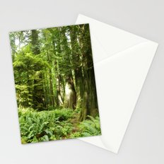 Cathedral Grove Stationery Cards