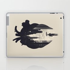 In the Heart of the City Laptop & iPad Skin