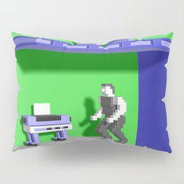 Inside Impossible Mission Pillow Sham