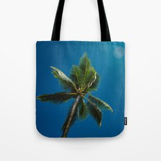 palm tree ver.summer Tote Bag