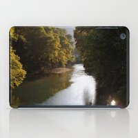 river iPad Cases featuring River by Orestis Lazos