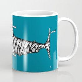 Shark-Mummy Coffee Mug