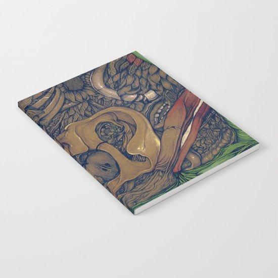 Under Beauty 2 Notebook