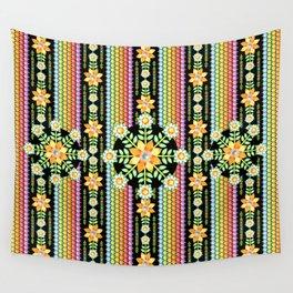 Rainbow Serape  Wall Tapestry