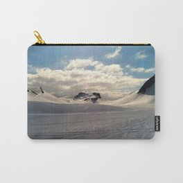 Snowcapped Iceland Carry-All Pouch