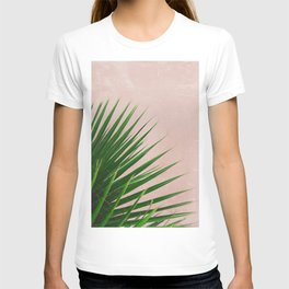 Summer Time | Palm Leaves Photo T-shirt