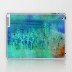 Blue Landscape Laptop & iPad Skin