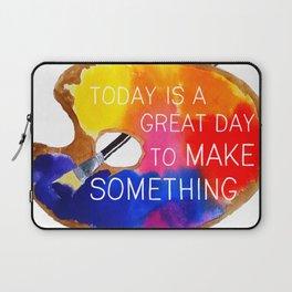 Make Something! Laptop Sleeve