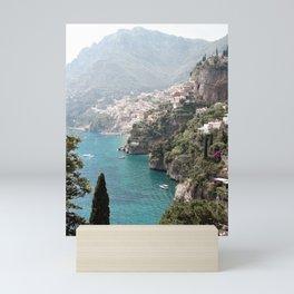 Amalfi Coast - Italian Beach - Italy Mini Art Print