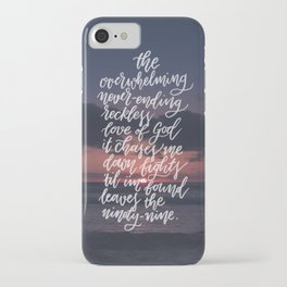 Reckless Love iPhone Case