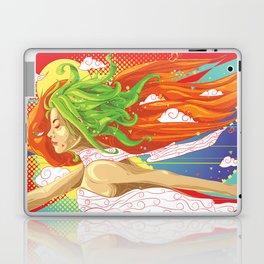 the Breeze of Creativity Laptop & iPad Skin