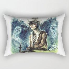 Nico Di Angelo - Son Of Hades Rectangular Pillow
