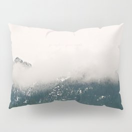 Go Explore Your World Pillow Sham