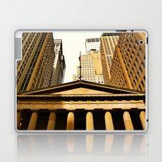 'Wall Street NYC' Laptop & iPad Skin